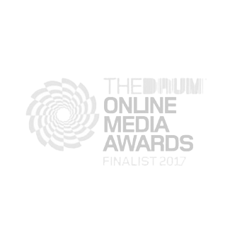The Drum Online Media finalist 2017