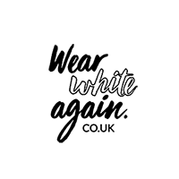 Wear White Again logo