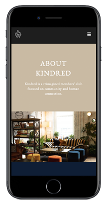 Kindred case study
